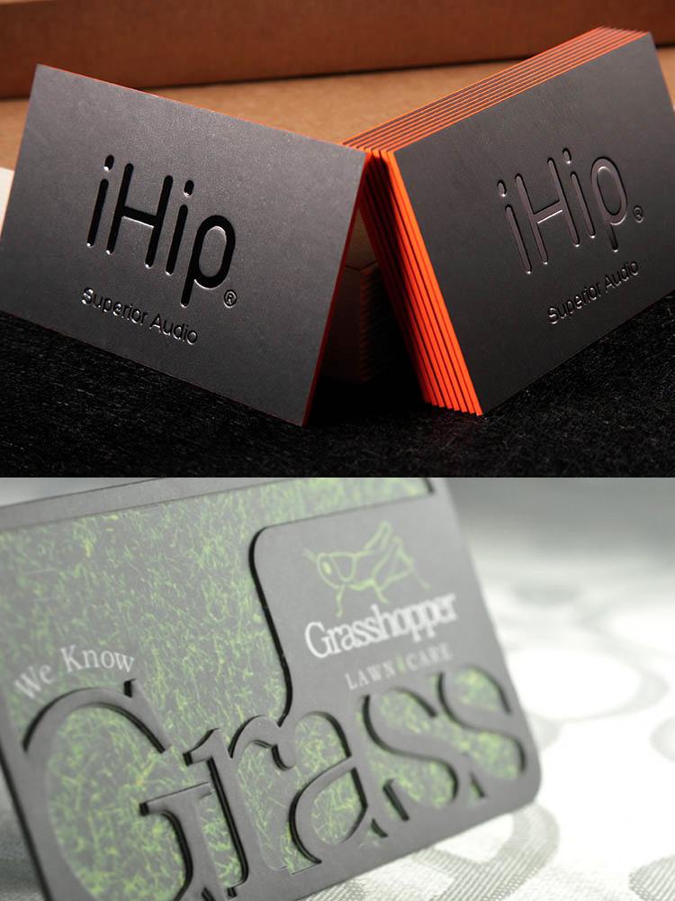 48pt Premium Business Cards